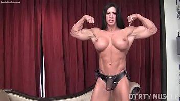 female bodybuilder angela salvagno loves having.