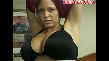 mature bitch big boobs sucks two.