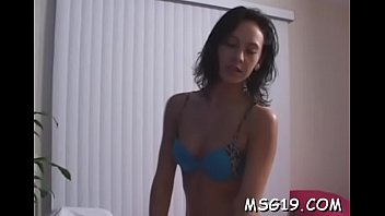 oiled chick sucks and rides rod