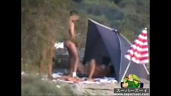 mature pervert bitch at the beach.