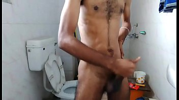 black cock morning massage
