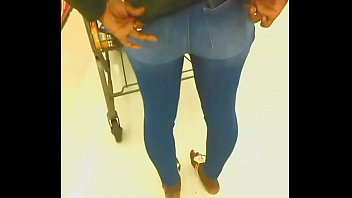 ebony teens in tight jeans