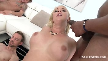 big butt slut bambi bella gangbang - watch.