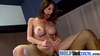 mature lady love a big black dick inside.