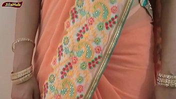 diva drape saree wearing   mix &amp_.
