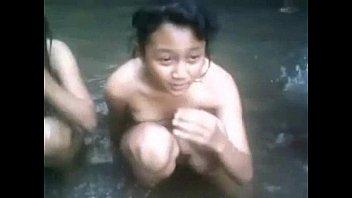 desi tribal girls from assam bath nude in.