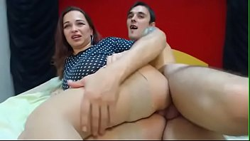 amazing anal fucking on webcam