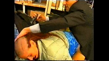 shaving the head clerk and fucking.
