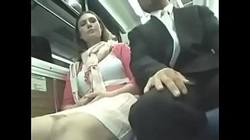 nice women are molested on the bus -.