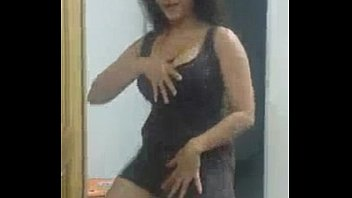 sexy cute sister dancing on bollywood hindi song.