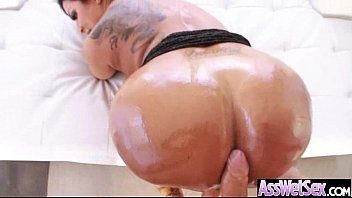 big wet ass girl enjoy hard sex in.