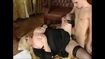 huge blonde teacher fucks with student | meet.