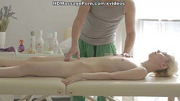 kick-ass massage porn movie with a hot blonde.