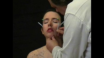 ritual needle pain and punishment of amateur slavegirl lyarah