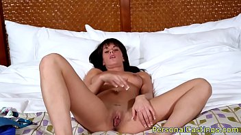 real babe banged at casting in.