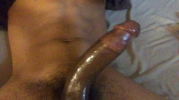 black black cock tease - hot.