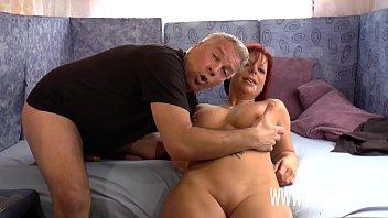 euro sex trip: dieter von stein seduces redhead.