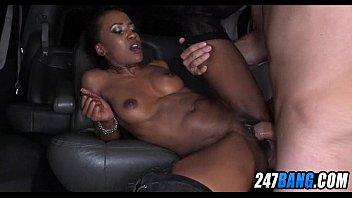 picking up a hot black punk street hooker 6
