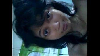 aliya shows herself on webcam