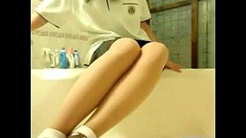 18yo girl selfi video