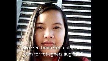 pinay scandal cebu fingering on cam - see.