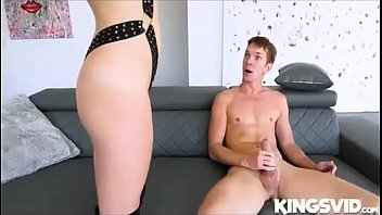 hardcore sex lessons from blonde chick lily labeau.