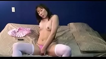 asian mom got dressed up for the webcam.