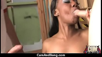 swallowing sperm makes her horny 20