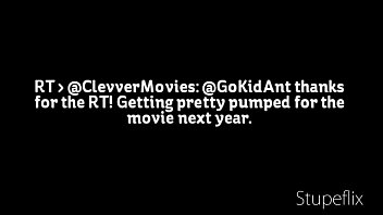 actor eric &quot_gokid ant&quot_ gilbert jr shows clevver.