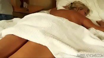 amber lynn bach massage 2