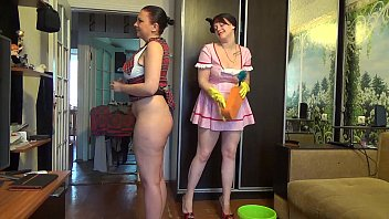 mommy punishing her young daughter for being so.