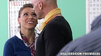 brazzers - sexy school girl callie calypso takes.
