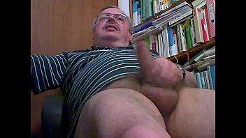 Beim wixen mann Gay opas
