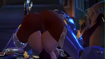 big tits overwatch mercy being fucked.