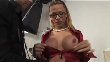 hot model fucked in the photo.