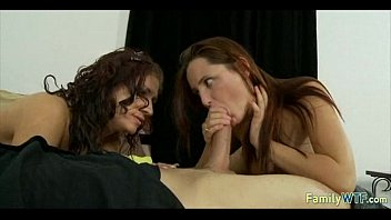 mother teaching daughter 220