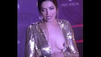 bollywood actress deepika padukone nip slip
