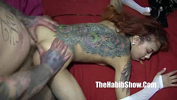 asian sensation kimbelry chi gets banged rican hood.