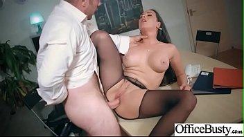 hot big tits girl (mea melone) hard nailed.