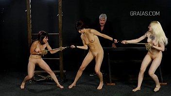 bdsm challange for the slave girls
