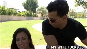 watching my wife mia fucking a.
