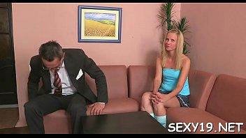 hottie is delighting mature teacher with her chaste beaver