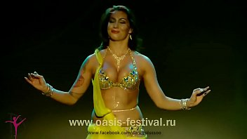erotic hot belly dance solo stage performance- perform.