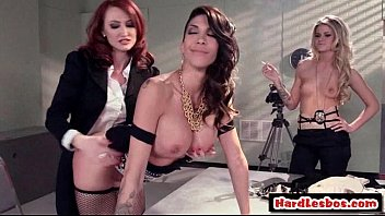 sexy busty hot lesbians get fucked their sweet.
