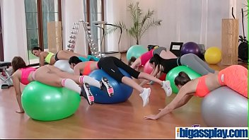 gym milf and students threesome(amy red&amp_anne simone&amp_bianca bennet&amp_luna.