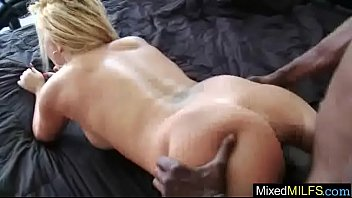 horny milf (tara star) in mixt sex tape.