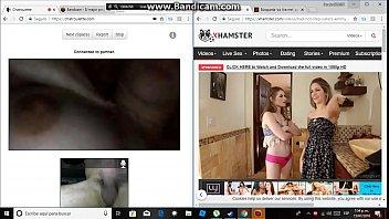 se masturba por webcam mia