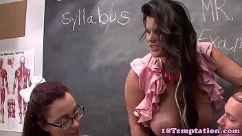 innocent spex teen jerking off teacher