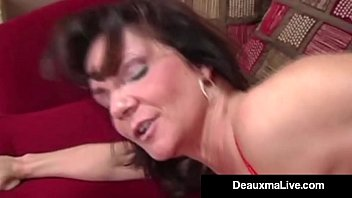 busty cougar deauxma fucks the tax man in.
