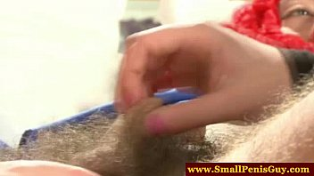 useless small dick guy humiliated